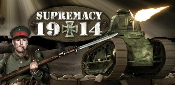 jeu sur navigateur supremacy 1914