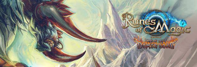 MMORPG runes of magic