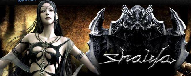 jeu MMORPG shaiya online