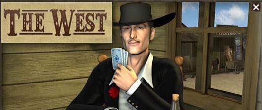 jeu sur navigateur the west