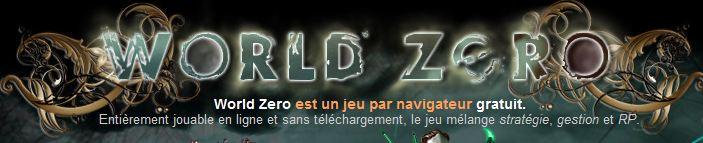 jeu navigateur world zero