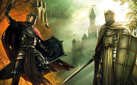 jeu sur navigateur Battleknight