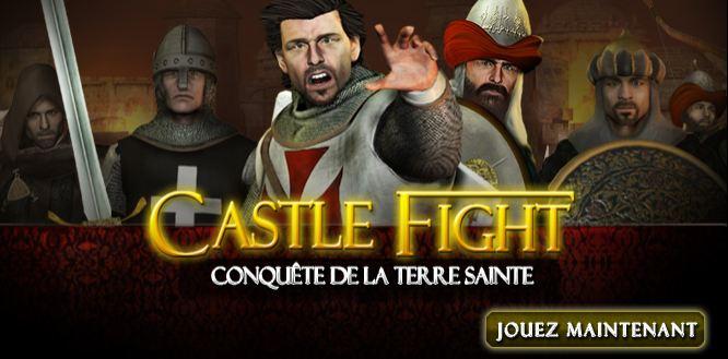 jeu par navigateur castlefight