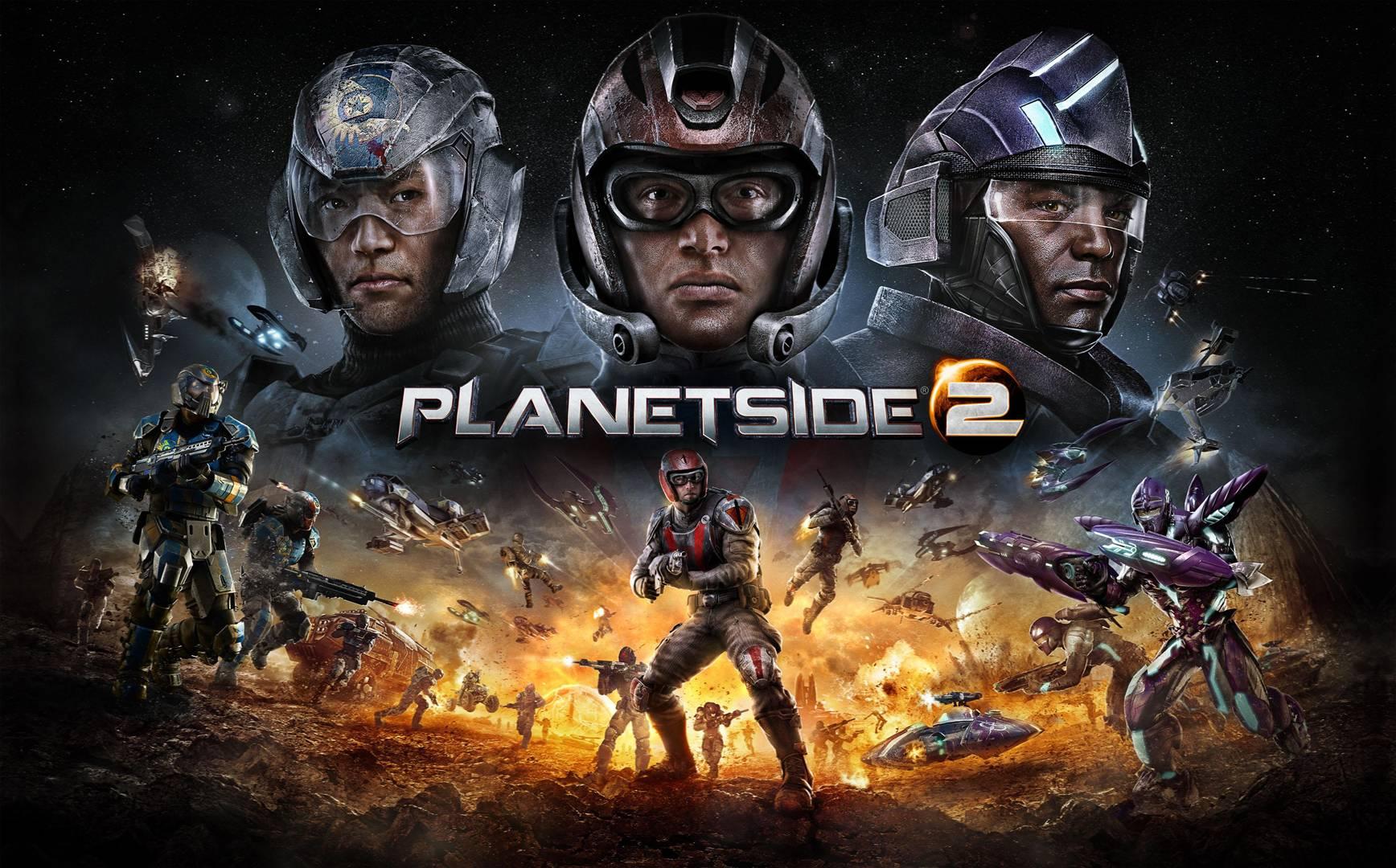 jeu planetside2