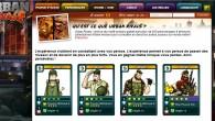 Urban Rivals, jeu de stratégie par navigateur basée sur des combats de cartes Combattez, Évoluez et Collectionnez