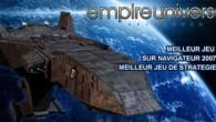 Empire Universe 2 est un jeu par navigateur basé sur la stratégie intergalactique. A la tête d'une planète entière votre rôle sera de tout administrer batailles, commerce et alliances sont au rendez vous !