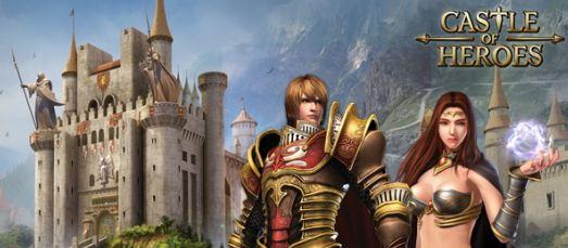 Jeu par navigateur castle of heroes