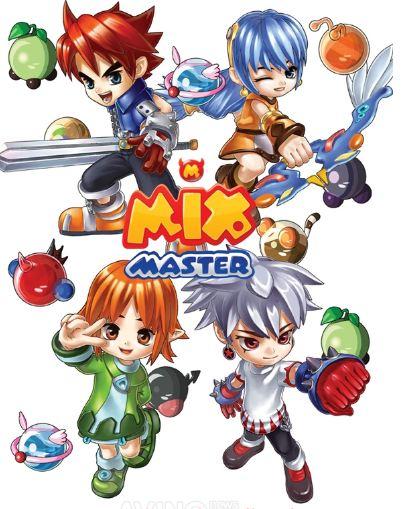jeu mmorpg en ligne mixmaster