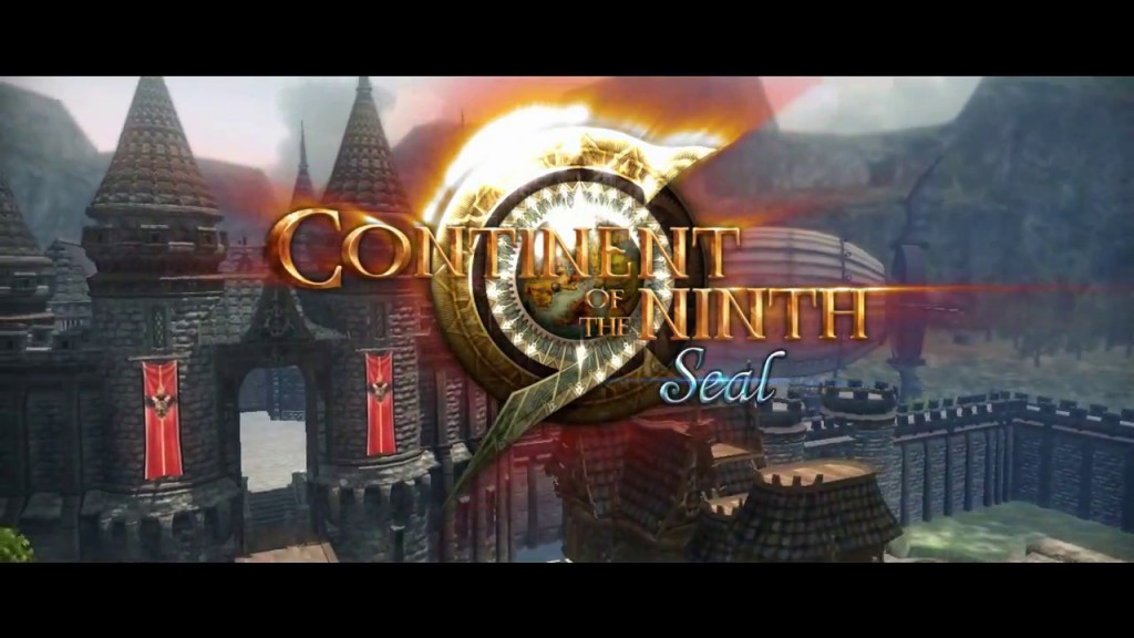 jeu mmo continent of the ninth seal