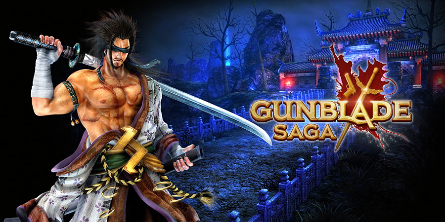 Gunblade saga MMORPG